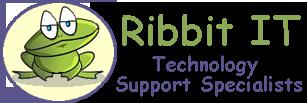 Ribbit IT logo